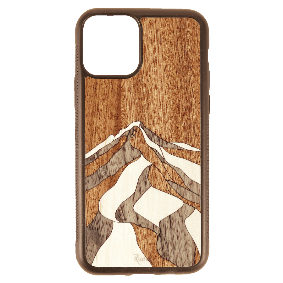 Mt. Hood Inlay iPhone 11 Pro Case