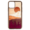 Timber Line Inlay iPhone 11 Pro Case
