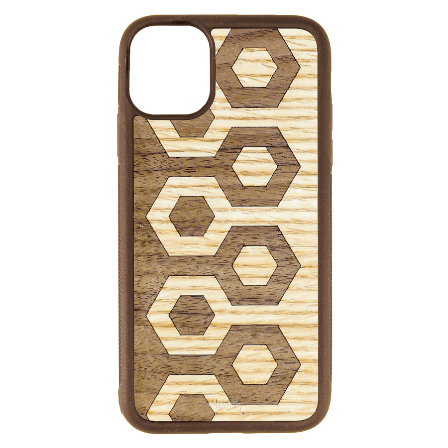 Comb Inlay iPhone 11 Case