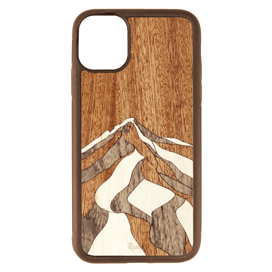 Mt. Hood Inlay iPhone 11 Case