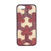 Weave Inlay Iphone 5/SE Case - Rustek
