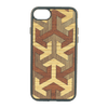 Axis Wood Inlay iPhone SE Case - Rustek