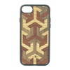 Axis Wood Inlay iPhone SE Case