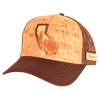 California Treeline Inlay Trucker Cap