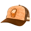 Lake Tahoe Treeline Inlay Trucker Cap