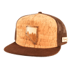 Nevada Treeline Inlay Trucker Cap