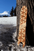 Rustek x Deviation Inlay Snowboard -- Wavelength