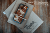 Jungle Flora Inlay Samsung Galaxy S8+ Case - Rustek