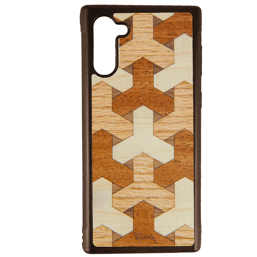 Weave Inlay Samsung Galaxy Note 10 Case