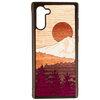 Timber Line Inlay Samsung Note 10 Case - Rustek