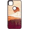 Timber Line Inlay Google Pixel 4a Case