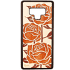 Rose City Inlay Samsung Galaxy Note 9 Case - Rustek