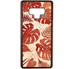 Jungle Flora Inlay Samsung Galaxy Note 9 Case - Rustek