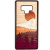 Timber Line Inlay Samsung Note 9 Case - Rustek