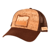 Oregon Treeline Inlay Trucker Cap