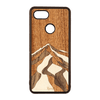 Mt. Hood Inlay Google Pixel 3 Case - Rustek