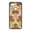 Weave Inlay Google Pixel 3 Case - Rustek