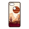 Sunset Mesa Inlay Google Pixel 3 Case - Rustek