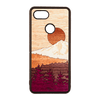 Timber Line Inlay Google Pixel 3 Case - Rustek