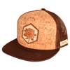 Rose Inlay Trucker Cap - Rustek