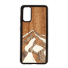Mt. Hood Inlay Samsung Galaxy S20 Case - Rustek