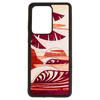 Sun Sets West Inlay Samsung Galaxy S20 Ultra Case - Rustek