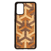 Axis Wood Inlay Samsung S20 Case - Rustek