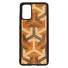 Axis Wood Inlay Samsung S20 Ultra Case - Rustek