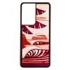 Sun Sets West Wood Inlay Samsung Galaxy S21 Ultra Case