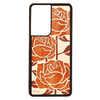Rose City Wood Inlay Samsung Galaxy S21 Ultra Case