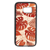 Jungle Flora Inlay Samsung Galaxy S7 Case - Rustek