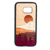 Timber Line Inlay Samsung S7 - Rustek