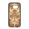 Axis Wood Inlay Samsung Galaxy S7 Case - Rustek