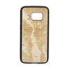 PDX Map Engraved Samsung Galaxy S7 Case - Rustek