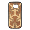 Axis Wood Inlay Samsung Galaxy S7 Edge Case - Rustek