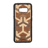 Axis Wood Inlay Samsung Galaxy S8 Case