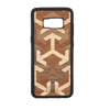 Axis Wood Inlay Samsung Galaxy S8 Case - Rustek