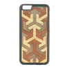 Axis Wood Inlay iPhone 6+ Case - Rustek