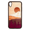 Timber Line Inlay iPhone XR Case