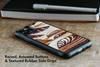 Sun Sets West Inlay Samsung Galaxy S8 Case - Rustek