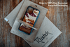 Sun Sets West Inlay iPhone  X Case - Rustek