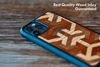 Axis Inlay iPhone 11 Pro Case - Rustek