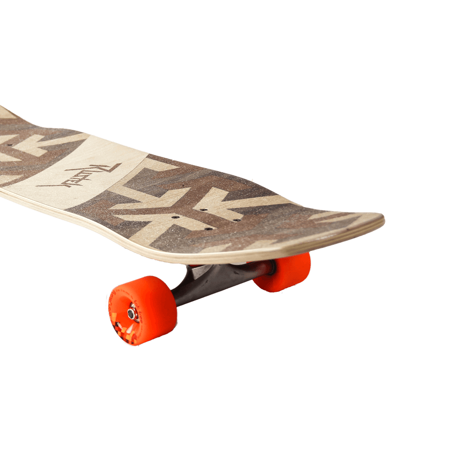 Rustek Burnside Hybrid Skateboard