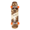 "Burnside 35"" Hybrid Skateboard - Rustek"