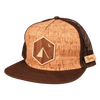 Camp Inlay Cork Trucker Hat - Rustek