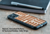 Chet Malinow x Rustek Inlay iPhone 11 Pro Case - Rustek