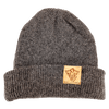 Peaking 100% Merino Wool + Cork Beanie