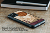 Sunset Mesa Inlay Samsung Galaxy Note 9 Case - Rustek