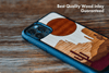 Sunset Mesa Inlay Google Pixel 4a Case - Rustek