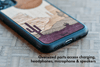 Sunset Mesa Inlay iPhone 6+ Case - Rustek